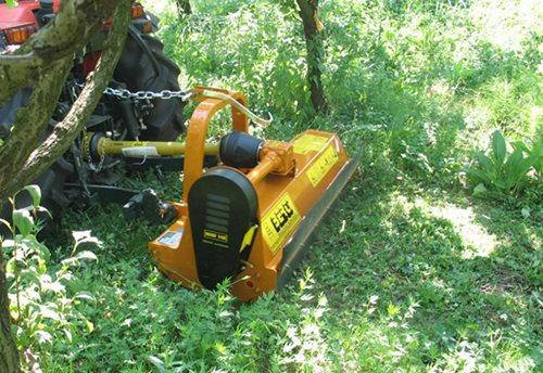 MINI-GARDEN Flail Mower