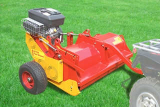 EF120 Engine Drive Flail Mower