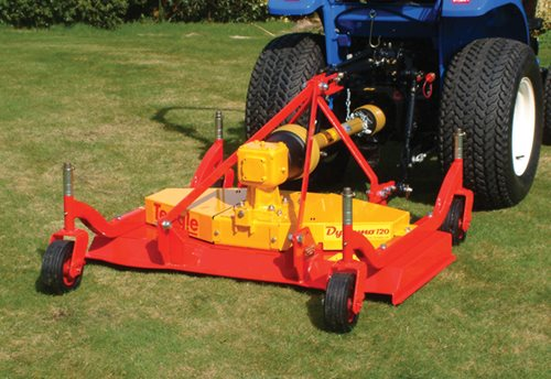 Dynamo Finishing Mowers Hover