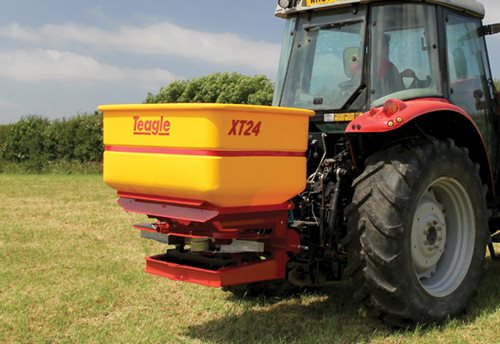 XT24 & XT48 Fertiliser Spreaders Hover
