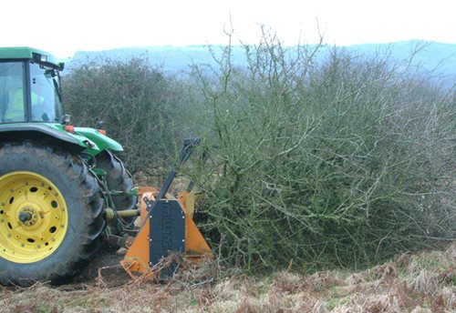 EFX (Fixed Tooth) Forestry Mulcher
