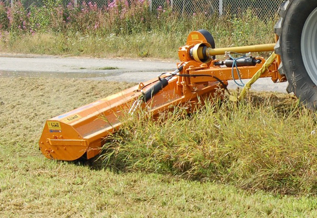 TA/P 'Heavy Duty' Verge Mowers