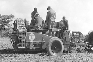 Spudnick Potato Harvesters
