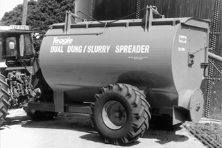 Trojan Dual Spreaders