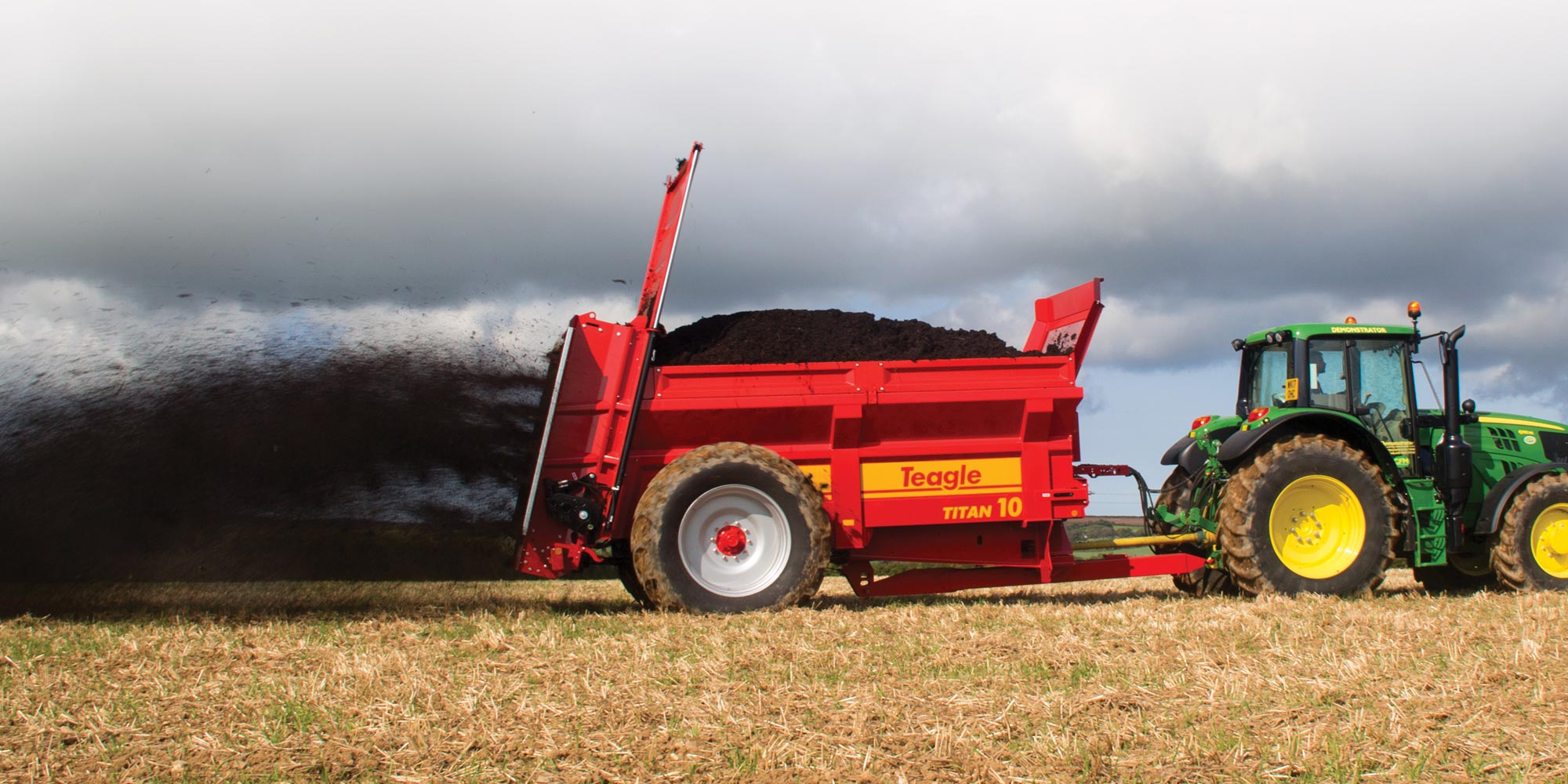 TITAN Muck Spreaders